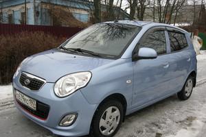 Подержанный автомобиль Kia Picanto, хорошее состояние, 2010 года выпуска, цена 379 000 руб., Серпухов