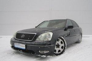 Авто Lexus LS, 2002 года выпуска, цена 275 000 руб., Тверь