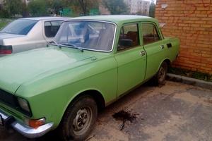 Автомобиль Москвич 2140, хорошее состояние, 1981 года выпуска, цена 100 000 руб., Тверь