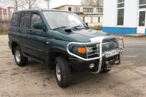 Автомобиль УАЗ 3160, отличное состояние, 1998 года выпуска, цена 250 000 руб., Пермь