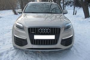 Подержанный автомобиль Audi Q7, отличное состояние, 2011 года выпуска, цена 2 000 000 руб., Челябинск