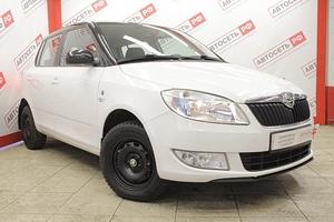 Авто Skoda Fabia, 2014 года выпуска, цена 449 710 руб., Казань
