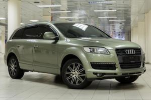 Авто Audi Q7, 2006 года выпуска, цена 755 555 руб., Москва