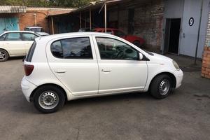 Автомобиль Toyota Vitz, хорошее состояние, 2002 года выпуска, цена 215 000 руб., Краснодар