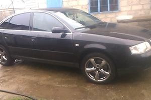 Подержанный автомобиль Audi A6, отличное состояние, 2002 года выпуска, цена 360 000 руб., Краснодар