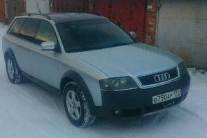 Автомобиль Audi A6, хорошее состояние, 2001 года выпуска, цена 360 000 руб., Сергиев Посад