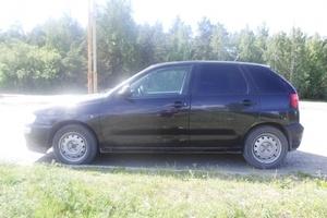 Автомобиль SEAT Ibiza, хорошее состояние, 2001 года выпуска, цена 140 000 руб., Екатеринбург