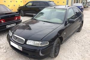 Авто Rover 400 Series, 1998 года выпуска, цена 120 000 руб., Самара