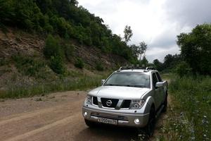 Подержанный автомобиль Nissan Navara, отличное состояние, 2007 года выпуска, цена 765 000 руб., Магнитогорск