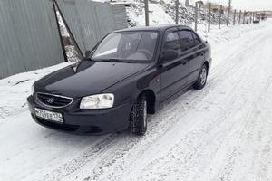 Автомобиль Hyundai Accent, отличное состояние, 2008 года выпуска, цена 262 000 руб., Магнитогорск