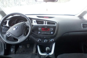 Подержанный автомобиль Kia Cee'd, отличное состояние, 2015 года выпуска, цена 650 000 руб., Советский