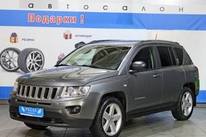 Авто Jeep Compass, 2013 года выпуска, цена 685 000 руб., Москва