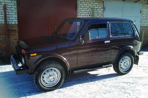 Подержанный автомобиль ВАЗ (Lada) 4x4, хорошее состояние, 2006 года выпуска, цена 170 000 руб., Трехгорный
