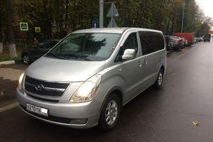 Автомобиль Hyundai Starex, отличное состояние, 2010 года выпуска, цена 870 000 руб., Химки