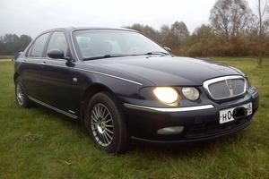 Автомобиль Rover 75, отличное состояние, 2000 года выпуска, цена 268 000 руб., Липецк