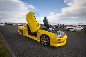 Автомобиль Nissan Skyline, хорошее состояние, 1998 года выпуска, цена 640 000 руб., Москва
