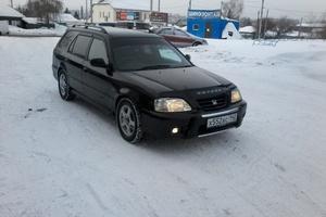 Автомобиль Honda Orthia, хорошее состояние, 1997 года выпуска, цена 125 000 руб., Новосибирск