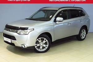Авто Mitsubishi Outlander, 2013 года выпуска, цена 1 121 537 руб., Москва