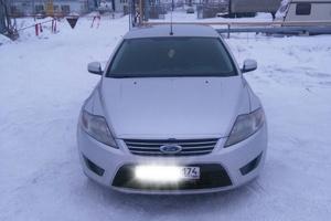 Автомобиль Ford Mondeo, хорошее состояние, 2010 года выпуска, цена 400 000 руб., Магнитогорск