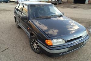 Автомобиль ВАЗ (Lada) 2114, среднее состояние, 2006 года выпуска, цена 80 000 руб., Набережные Челны