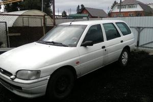 Автомобиль Ford Escort, хорошее состояние, 1998 года выпуска, цена 75 000 руб., Кыштым