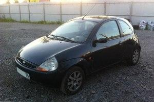 Автомобиль Ford Ka, хорошее состояние, 2000 года выпуска, цена 115 000 руб., Рыбинск