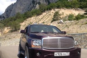 Автомобиль Dodge Durango, отличное состояние, 2004 года выпуска, цена 550 000 руб., Москва