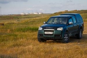 Автомобиль Great Wall Wingle 3, хорошее состояние, 2008 года выпуска, цена 340 000 руб., Барнаул