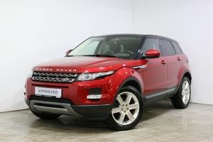 Авто Land Rover Range Rover Evoque, 2014 года выпуска, цена 2 350 000 руб., Санкт-Петербург