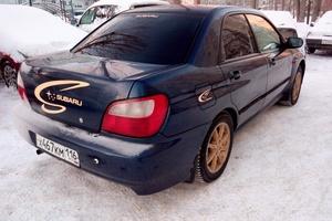 Подержанный автомобиль Subaru Impreza, отличное состояние, 2002 года выпуска, цена 220 000 руб., Казань
