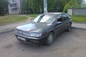 Автомобиль Peugeot 605, среднее состояние, 1991 года выпуска, цена 65 000 руб., Иваново