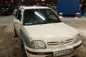 Автомобиль Nissan March, хорошее состояние, 1998 года выпуска, цена 65 000 руб., Балашиха
