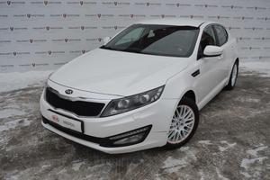 Авто Kia Optima, 2012 года выпуска, цена 880 000 руб., Москва