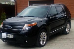 Автомобиль Ford Explorer, отличное состояние, 2012 года выпуска, цена 1 550 000 руб., Лобня