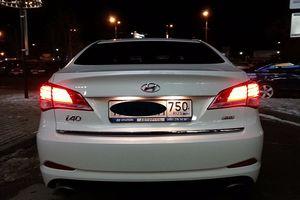 Подержанный автомобиль Hyundai i40, отличное состояние, 2015 года выпуска, цена 990 000 руб., Серпухов
