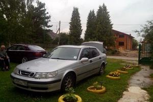 Автомобиль Saab 9-5, хорошее состояние, 1998 года выпуска, цена 180 000 руб., Москва