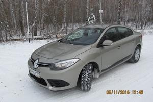 Автомобиль Renault Fluence, отличное состояние, 2013 года выпуска, цена 550 000 руб., Озерск