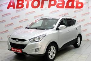 Авто Hyundai ix35, 2010 года выпуска, цена 729 000 руб., Москва