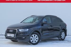 Подержанный автомобиль Audi Q3, отличное состояние, 2012 года выпуска, цена 1 100 000 руб., Москва