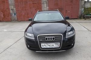 Подержанный автомобиль Audi Allroad, отличное состояние, 2008 года выпуска, цена 870 000 руб., Сергиев Посад