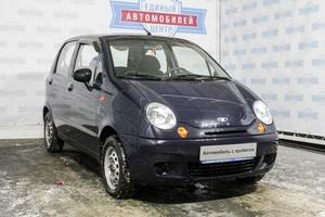 Авто Daewoo Matiz, 2009 года выпуска, цена 123 000 руб., Санкт-Петербург
