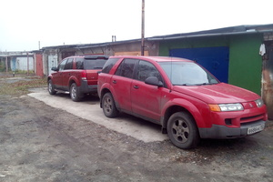 Автомобиль Saturn VUE, отличное состояние, 2002 года выпуска, цена 350 000 руб., Нижний Новгород