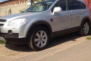 Подержанный автомобиль Chevrolet Captiva, хорошее состояние, 2008 года выпуска, цена 550 000 руб., Пушкино