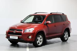 Подержанный автомобиль Toyota RAV4, отличное состояние, 2011 года выпуска, цена 926 650 руб., Сургут
