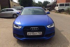 Подержанный автомобиль Audi A4, хорошее состояние, 2013 года выпуска, цена 860 000 руб., Краснодар