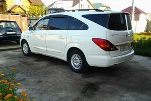 Автомобиль SsangYong Rodius, хорошее состояние, 2008 года выпуска, цена 720 000 руб., Иркутск