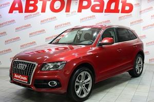 Подержанный автомобиль Audi Q5, отличное состояние, 2012 года выпуска, цена 899 000 руб., Москва