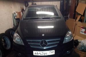 Подержанный автомобиль Mercedes-Benz B-Класс, отличное состояние, 2011 года выпуска, цена 700 000 руб., Жуковский