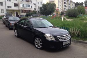 Автомобиль Cadillac BLS, отличное состояние, 2008 года выпуска, цена 800 000 руб., Иркутск