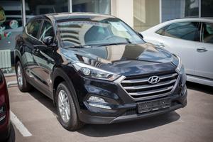 Авто Hyundai Tucson, 2016 года выпуска, цена 1 695 900 руб., Москва